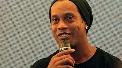 Ronaldinho à Abidjan, des Ivoiriens deçus