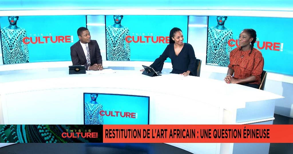 The thorny question of the restitution of African art [This is Culture]