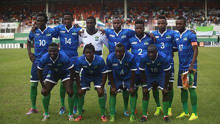CAN 2019 : la Sierra Leone disqualifiée par la CAF