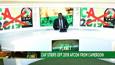 Raja Casablanca wins 2018 CAF Confed. cup [Football Planet]