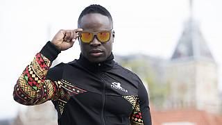 Ghana's skeleton athlete, Akwasi Frimpong, launches clothing line