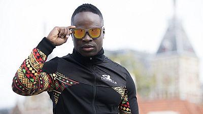 Ghana's skeleton athlete, Akwasi Frimpong, launches clothing line