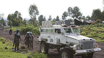 Onze Casques bleus sud-africains reconnus coupables d'agression en RDC