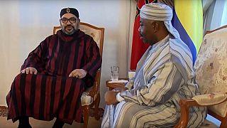 De hauts responsables gabonais au chevet d'Ali Bongo à Rabat
