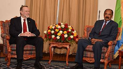 Eritrea, United States to strengthen ties, pursue peace in Horn of Africa