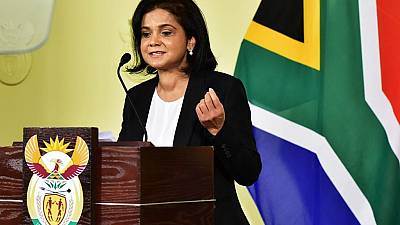 L'Afrique du Sud a sa première femme procureure générale