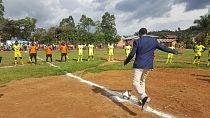 [Photos] RDC : du football pour lutter contre Ebola à l'est du pays