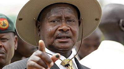 Uganda president sets date for major anti-corruption announcement