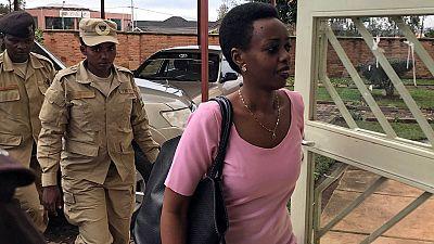 Rwanda : les Etats-Unis demandent l'abandon des charges contre l'opposante Diane Rwigara