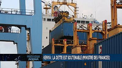 Kenya debt sustainable despite IMF warning