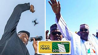 Nigeria's campaigns picking up: Atiku in north, Osinbajo in south