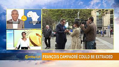Francois Compaore to be extradited to Burkina Faso [The Morning Call]