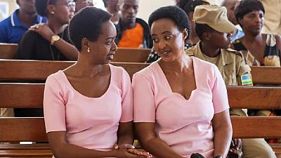 Rwandan government critic acquitted of 'baseless' insurrection charges
