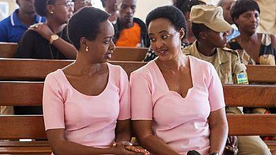 Rwanda high court acquits Kagame critic, Diane Rwigara