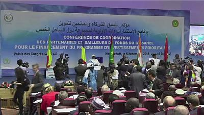 G5 Sahel countries get over 2 billion euro aid