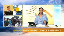 Burundi to shut UN rights office [The Morning Call]