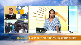 Burundi to shut UN rights office [The Morning Call]