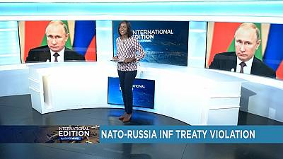 NATO-Russia INF treaty violation threat [International Edition]