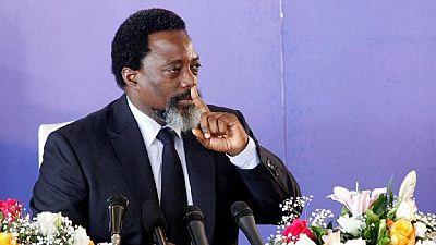 RDC : Kabila reçoit le Conseil de sécurité de l'ONU