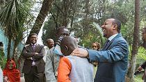 [Photos] Éthiopie : chaleureux échanges entre le Premier ministre et la jeunesse