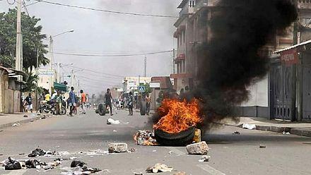 Togo : un enfant tué au cours d'affrontements entre manifestants et forces de l'ordre