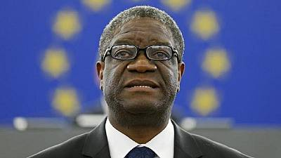 Mukwege's hometown celebrate Nobel Peace Prize