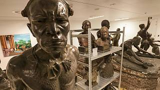 Belgium's Africa Museum mired in controversy despite face-lift