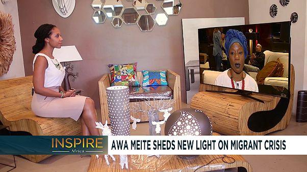 """Awa Meite : """"Un autre regard"""" sur les migrants [Inspire Africa]"""