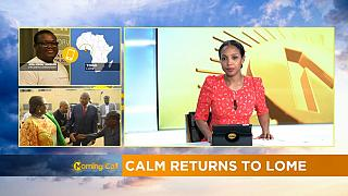Togo: Calm returns to Lome [The Morning Call]