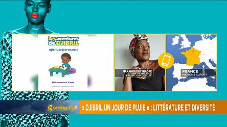 """Djibril on a rainy day"": literature and diversity [This is Culture]"