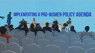 Africa2018 forum: women advocates call for gender parity