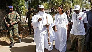 Exiled Yahya Jammeh, family banned from entering U.S.