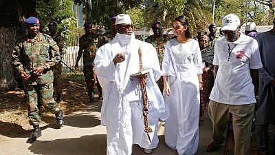 Yahya Jammeh et sa famille interdits d'entrer aux Etats-Unis