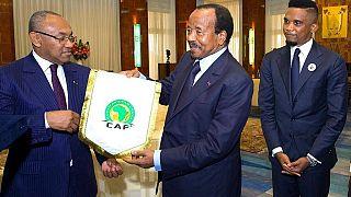 Le Cameroun d'accord pour organiser la CAN 2021