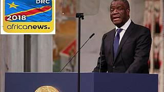 'Fraudulent election could lead to war': Mukwege warns ahead of DRC polls
