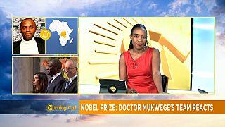 Nobel Prize winner battling sexual violence [The Morning Call]