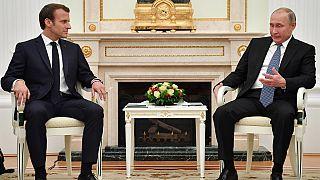 Crise : la Centrafrique, un dojo franco-russe ?