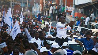 Elections en RDC : coups de feu et gaz lacrymogène pour disperser les partisans de Fayulu à Lubumbashi