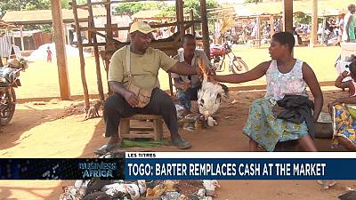The reign of barter trade in Togoville