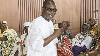 Au Bénin, le président Talon dénonce le culte de la personnalité