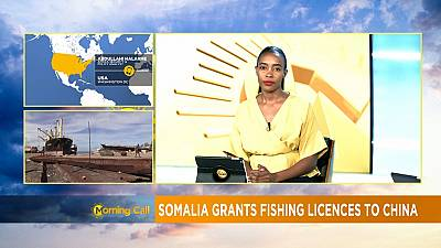 Somalia grants fishing licences to china [The Morning Call]