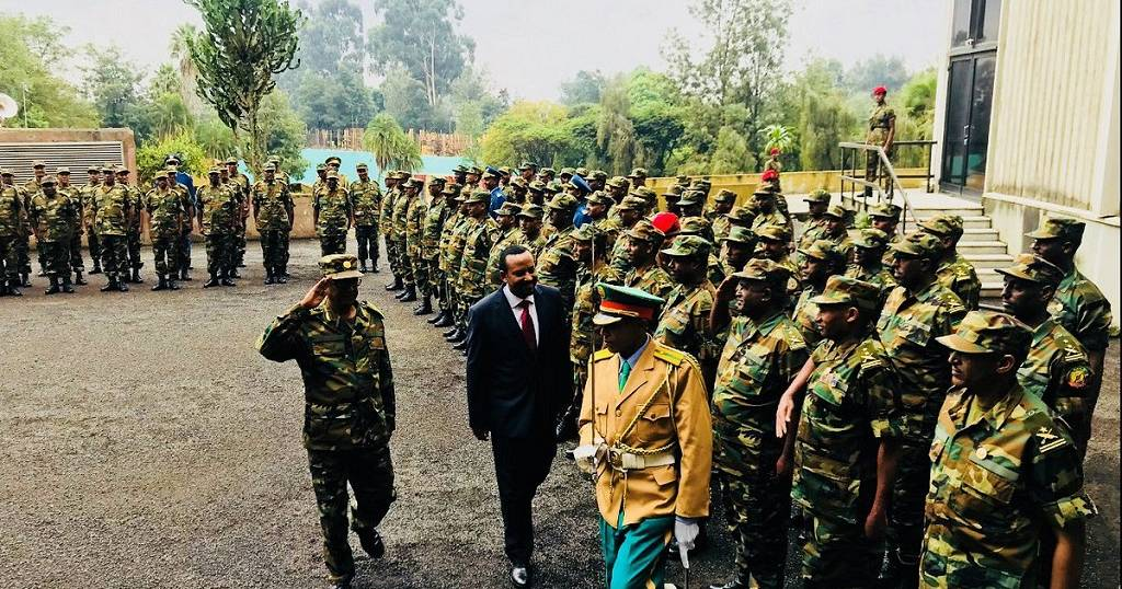 Ethiopia restructures military, set to revive naval force