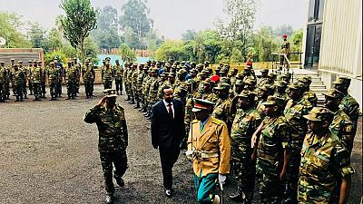 Ethiopia restructures military, set to revive naval force - State Media