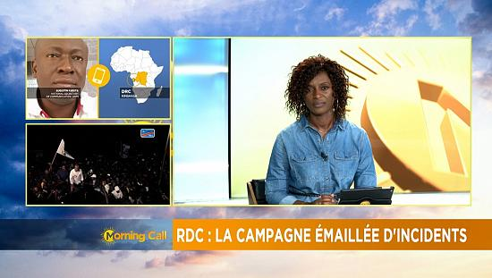 DRC: Electoral campaign marred by violence [The Morning Call]