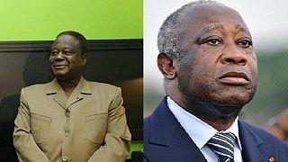 Présidentielle 2020 en Côte d'Ivoire : l'opposant Bédié évoque une alliance avec Laurent Gbagbo
