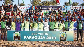 CAN de Beach Soccer : Sénégal - Nigeria en finale