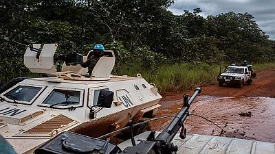 Russia, China abstain U.N. Central Africa vote to extend peacekeeping mission