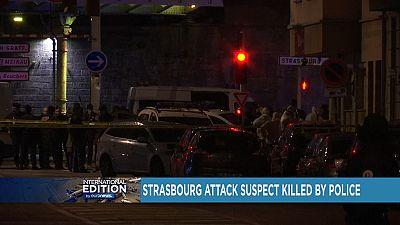 L'auteur de l'attaque de Starsbourg a été abattu [International Edition]