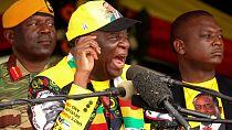 Zimbabwe ruling party picks Mnangagwa as candidate for 2023 polls