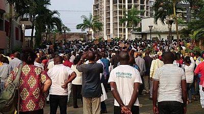 Gabon : la police disperse une marche de partisans de l'opposant Jean Ping